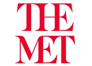 The Metropolitan Museum of Art's new logo designed by British-American branding firm Wolff Olins