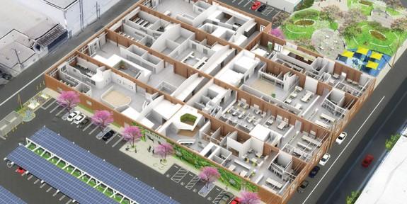 La Bioscience Corridor