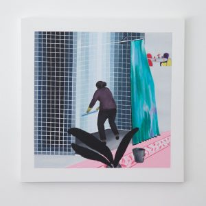 Charlie James Gallery - Ramiro Gomez 'Domestic Scenes' - Jan 11-Feb 15, 2014 Photo: Osceola Refetoff