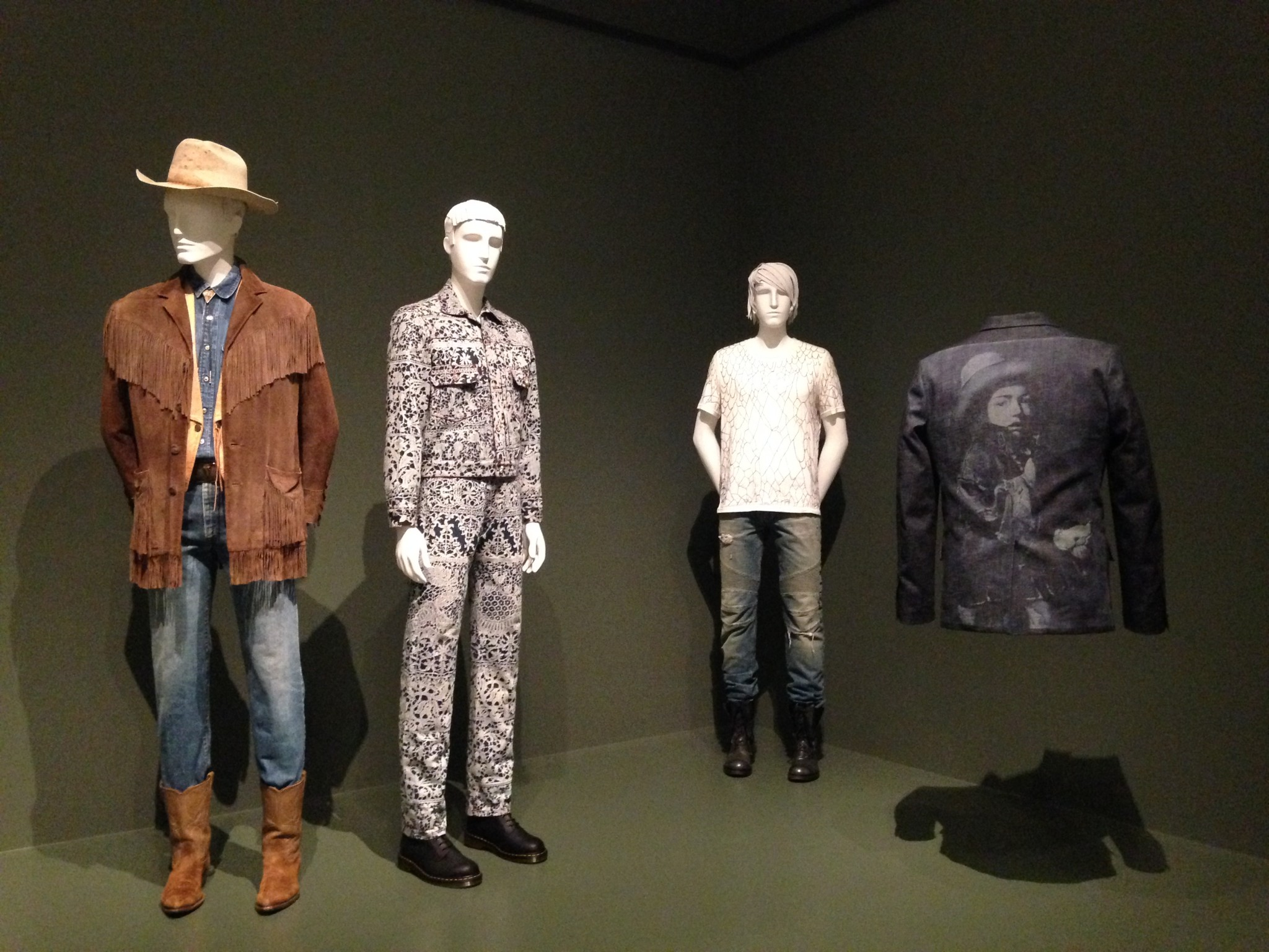Reigning Men at LACMA, on view through August 21