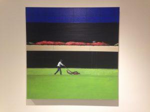 """Pacific Design Center #1,"" Ramiro Gomez, 2016"