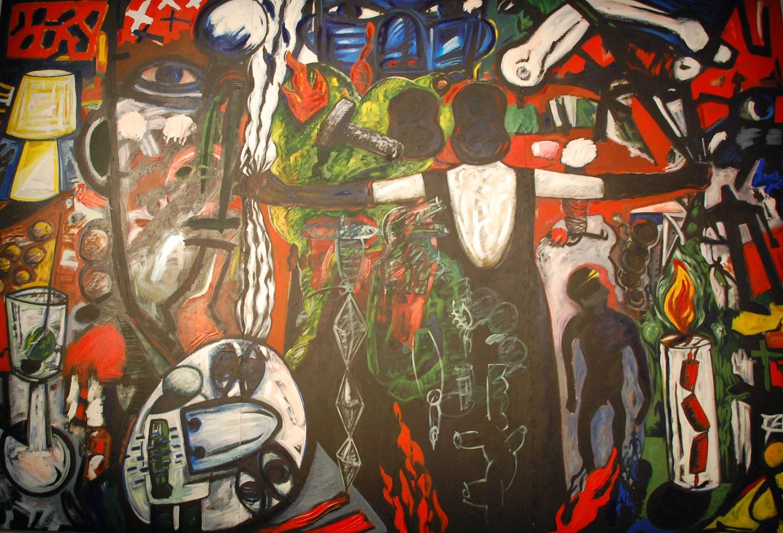 671 La Tormenta Returns by Glugio Nicandro, 1998