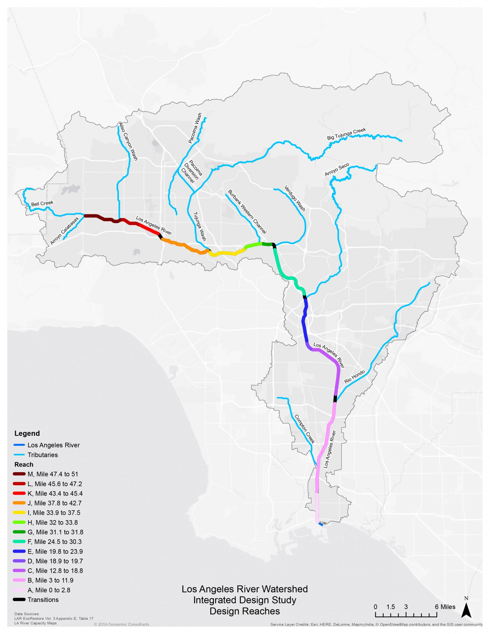 The Index Gehrys Deep Dive Into The LA River Design Architecture - Los angeles river map