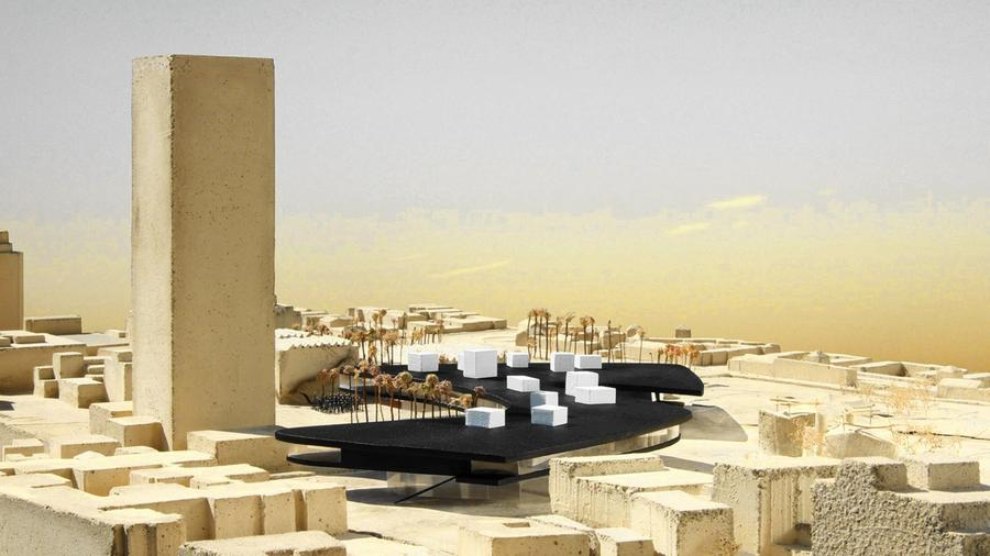 Zumthor's current design for LACMA.