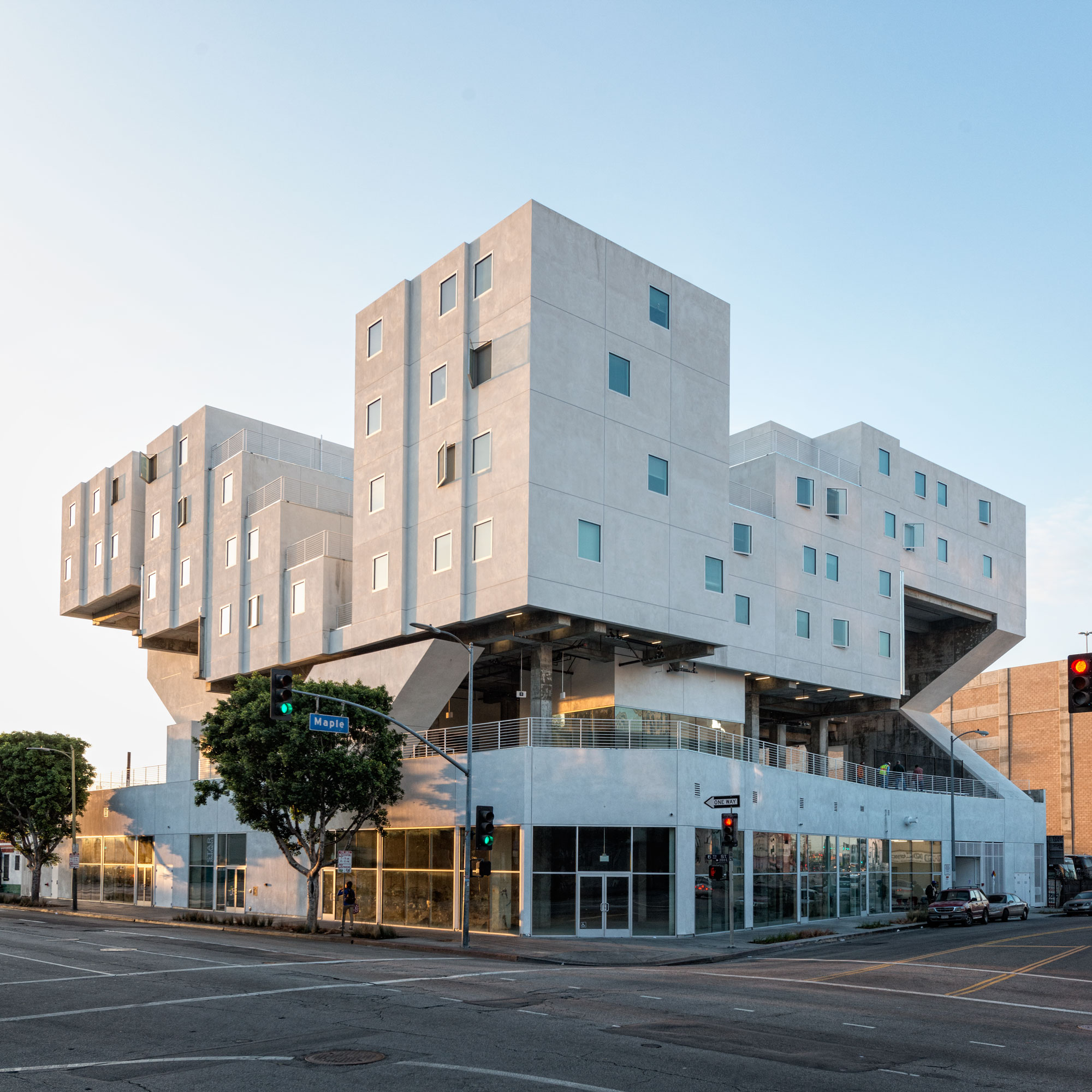 Skid Row Housing Trust Believes Good Design Can Be A Cure
