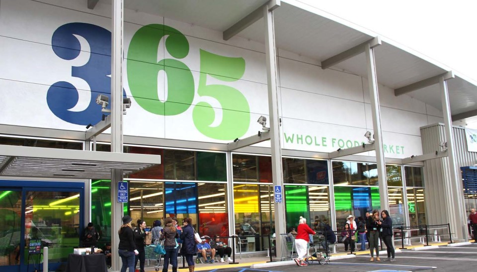 365 by Whole Foods Market in Silver Lake. Photo via DL English Design.