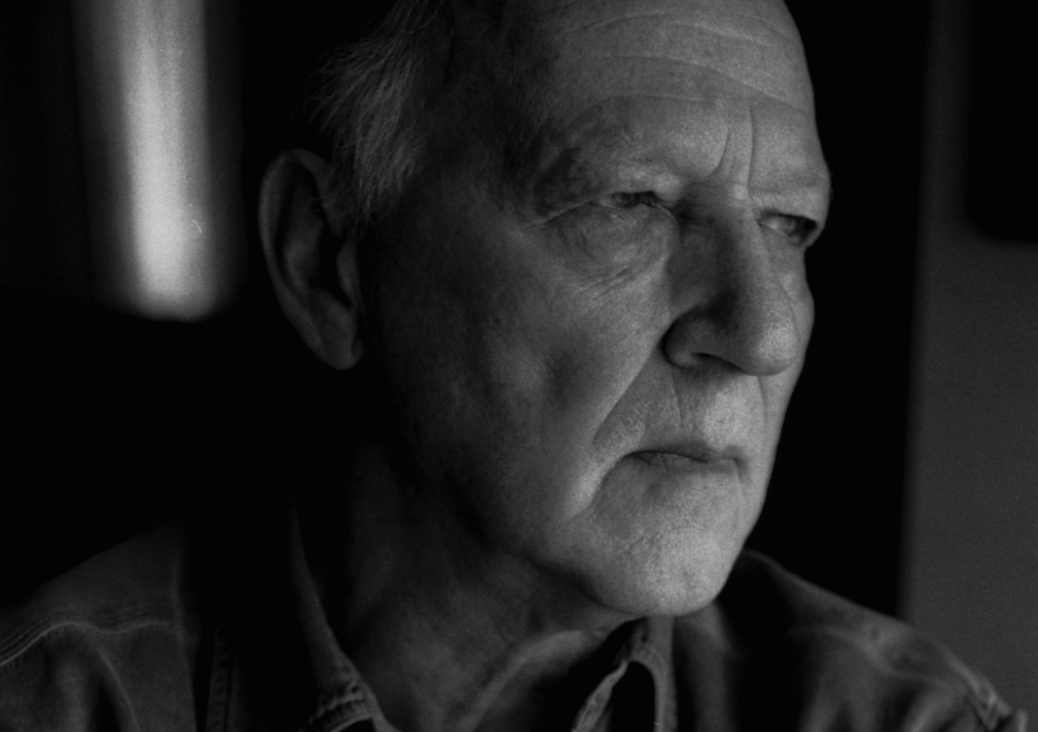 Werner Herzog, director of LO AND BEHOLD, a Magnolia Pictures release. Photo courtesy of Magnolia Pictures.