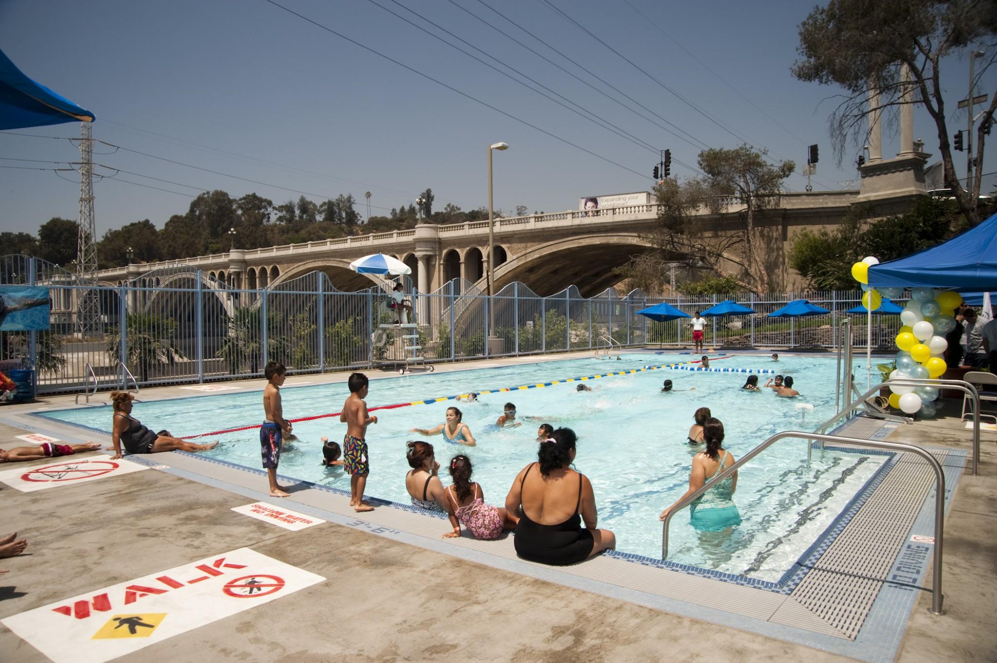 Downey Pool