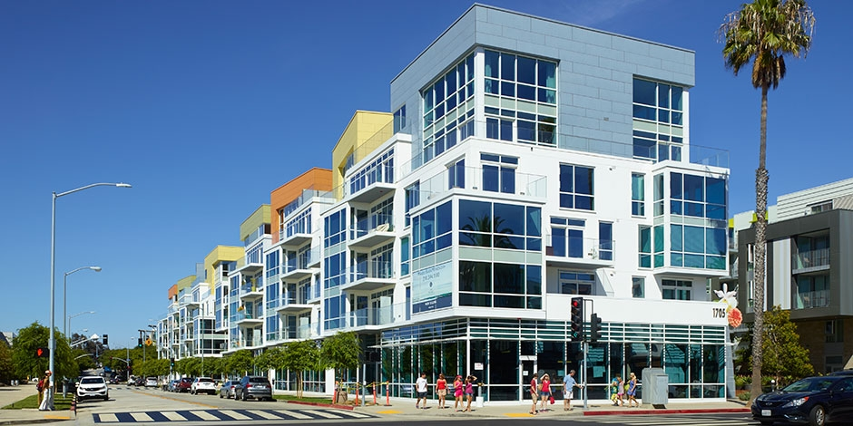 Related Companies developed the Waverly condominiums alongside the affordable Belmar apartments.