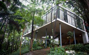 Casa de Vidro, designed by Lina Bo Bardi