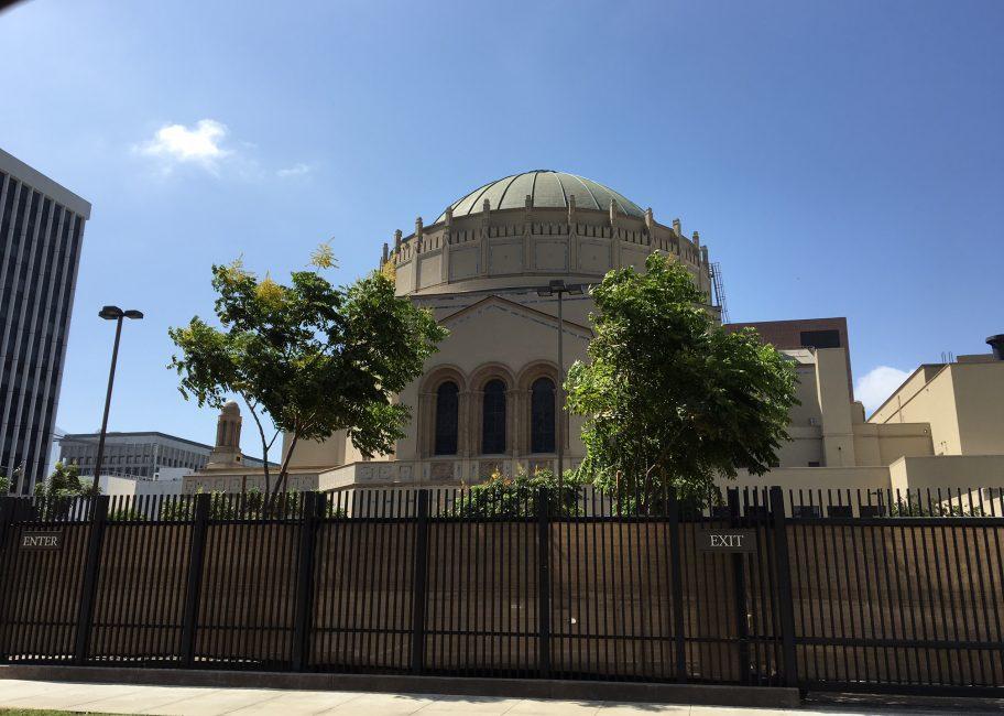 LA's oldest Jewish congregation teams up with Dutch architect Rem Koolhaas