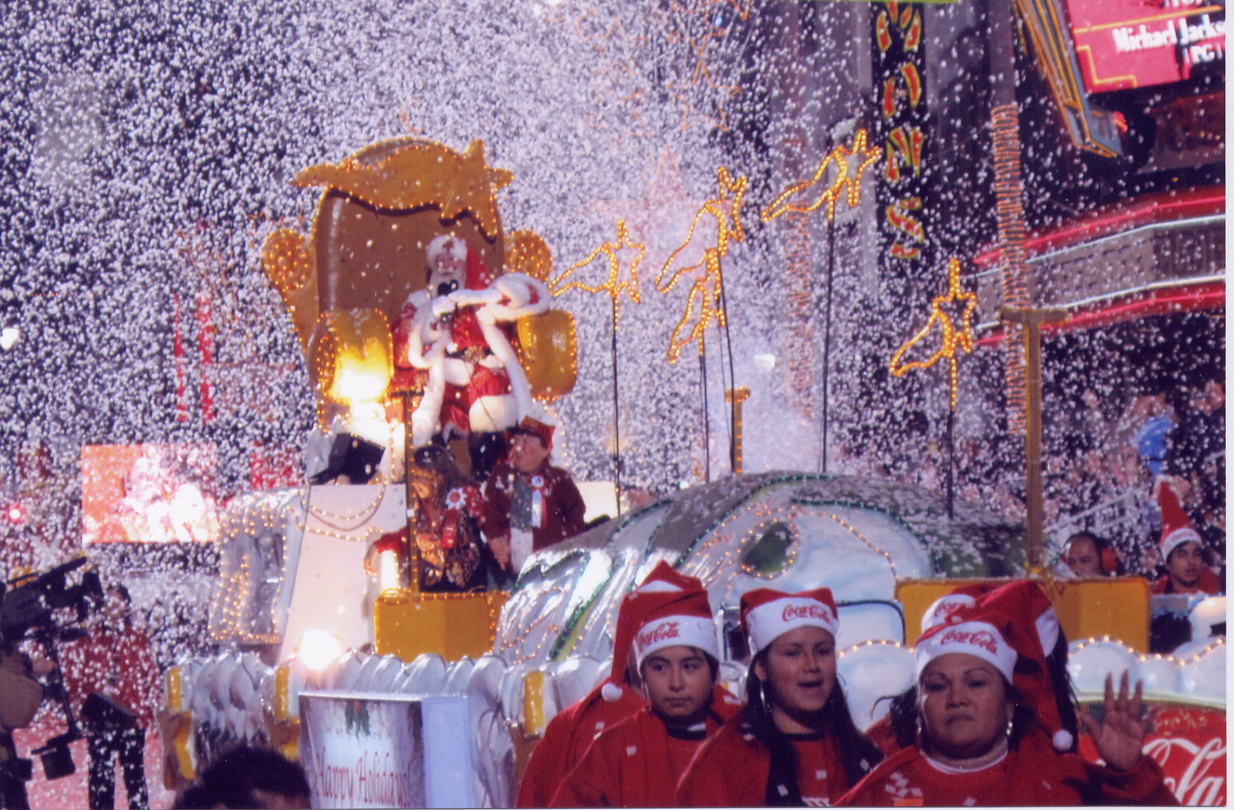 Hollywood Christmas Parade Tickets