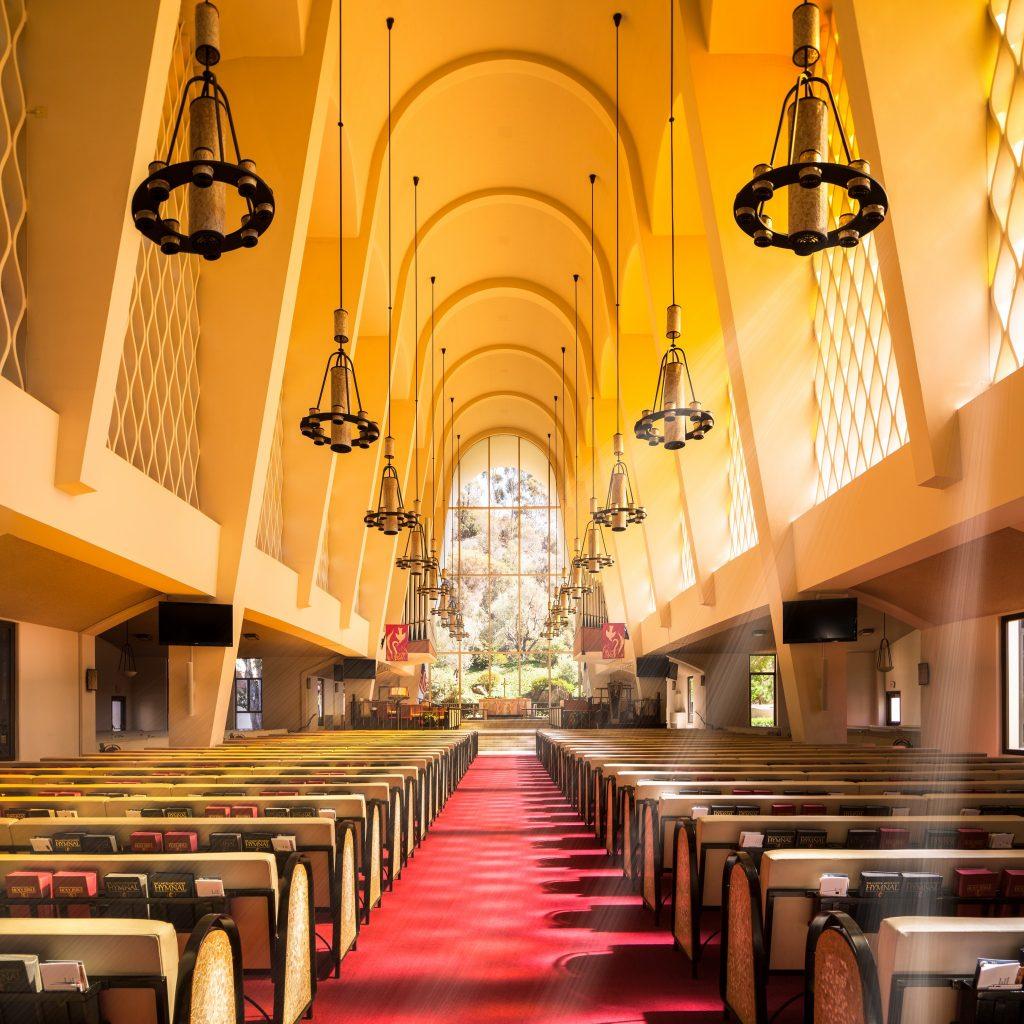 First Methodist Church In Long Beach