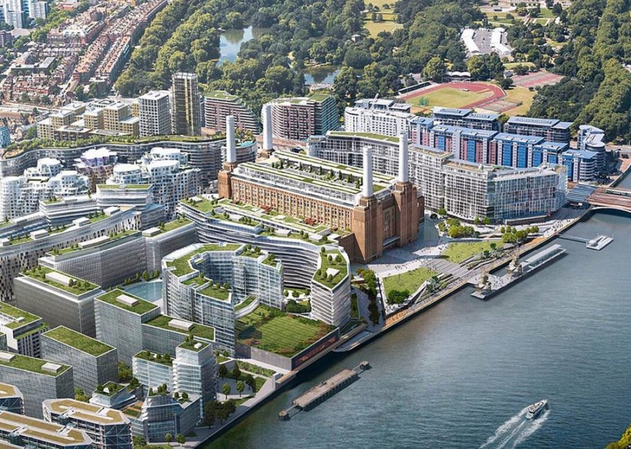 Battersea Power Station gets digital-age tenant: Apple