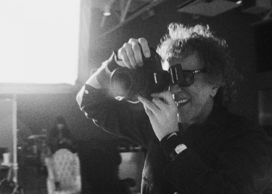 'Shot!' turns camera on Mick Rock