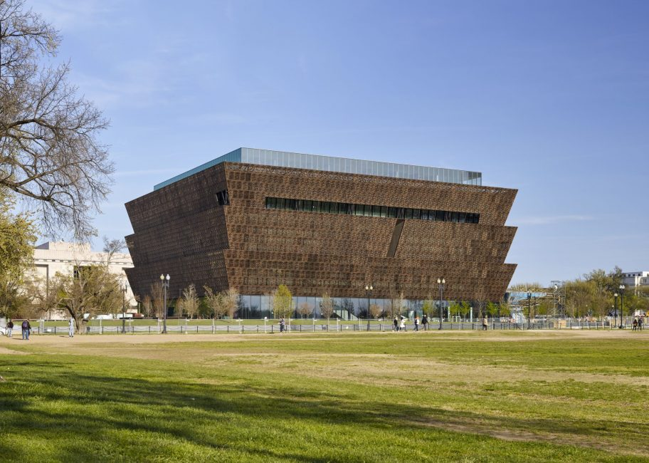 Sir David Adjaye on the power of architecture, from the Smithsonian to Harlem