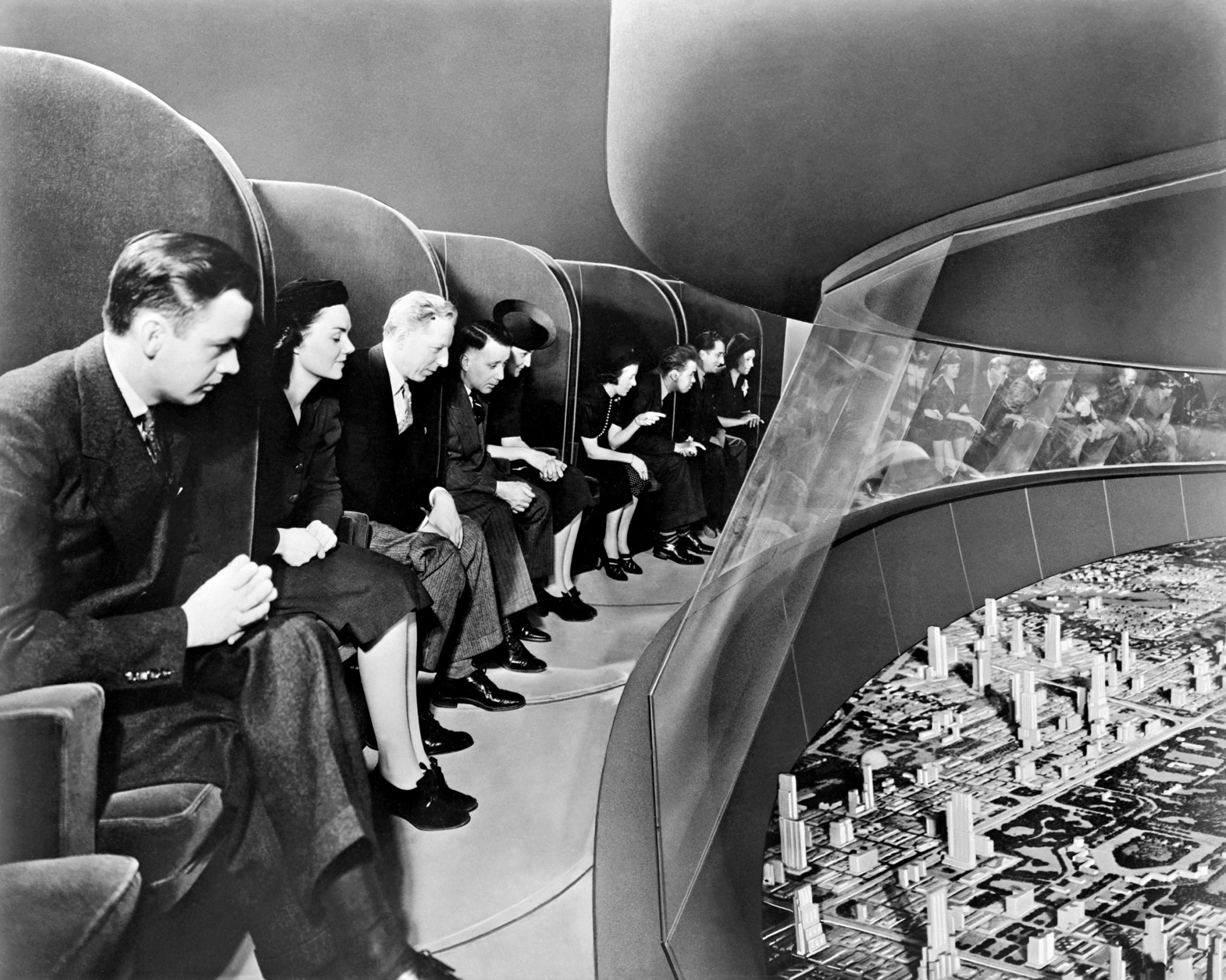 Norman Bel Geddes and the invention of 20th century America ...