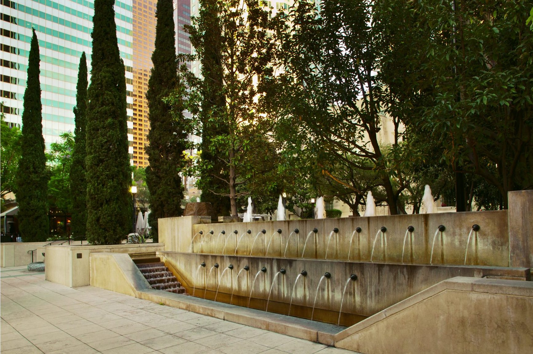 Halprin\'s reimagining of urban parks on display throughout LA ...
