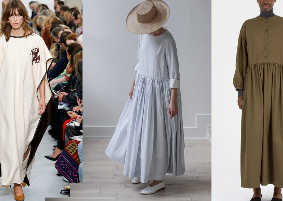 Womenswear and the male gaze