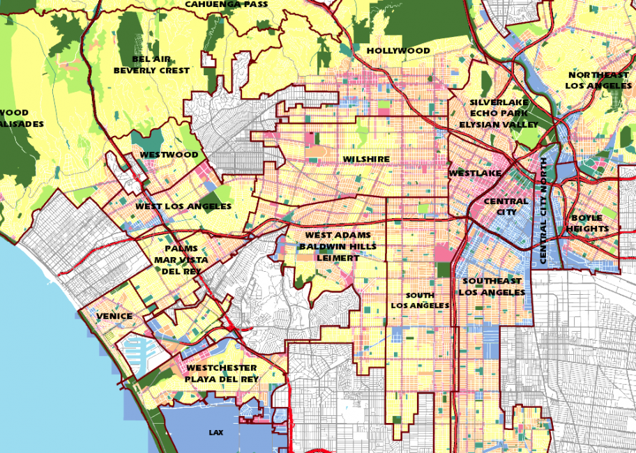 How zoning shaped Los Angeles