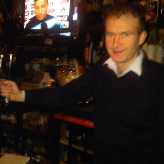 Dermot the Bartender
