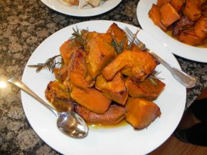 Pumpkin Side Dish