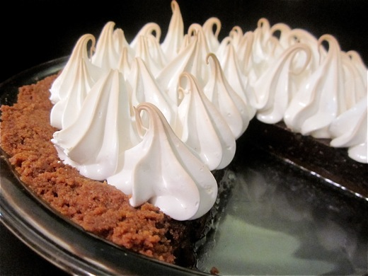 Marshmallow Pie Topping Marshmallow Topping