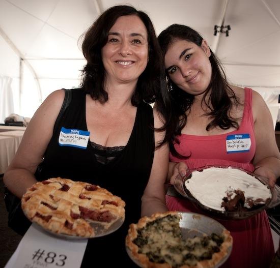 Good Food Kcrw Pie Contest