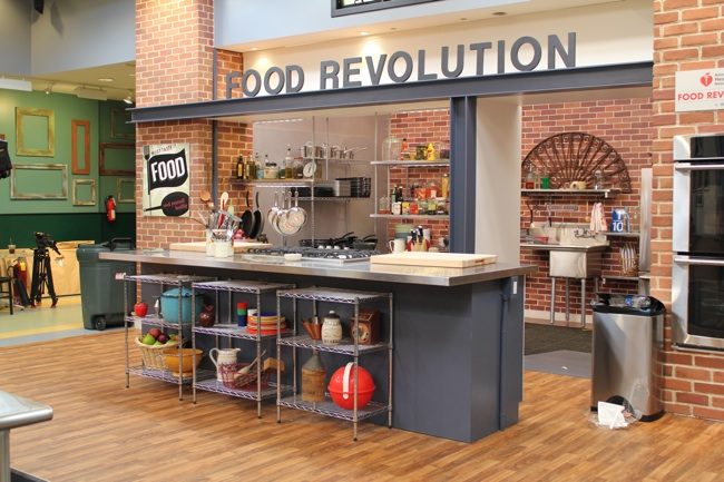 Jamie oliver opens up on good food kcrw good food for Jamie oliver style kitchen design