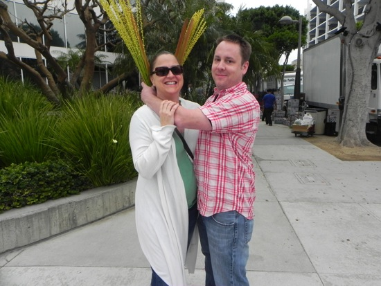 Kathleen & Charlie Schaffer