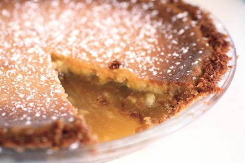 Momofuku's Crack Pie | KCRW Good Food