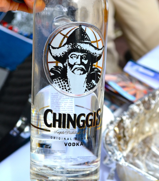 Mongolian Vodka