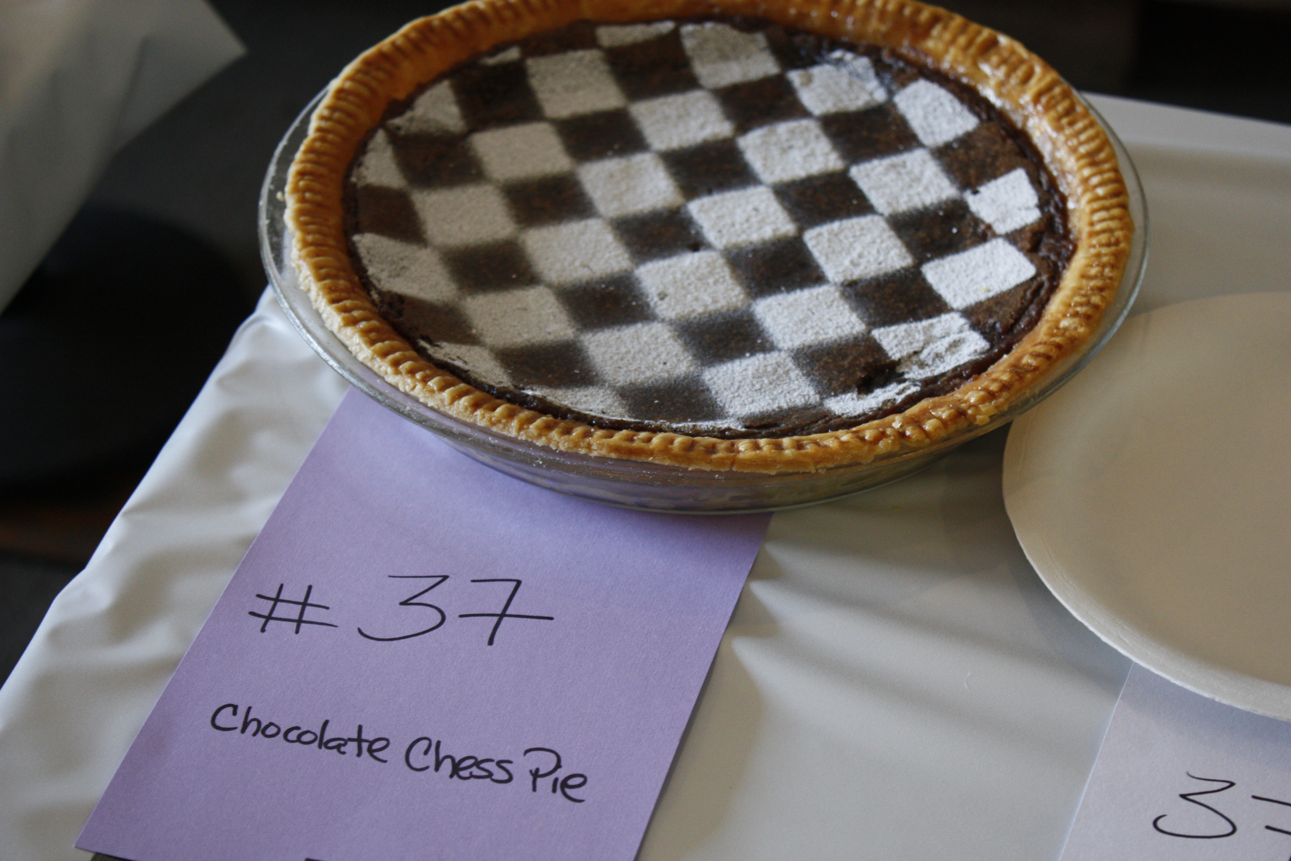 ... Gretchen Getz's Tim Burton Inspired Chocolate Chess Pie | Good Food