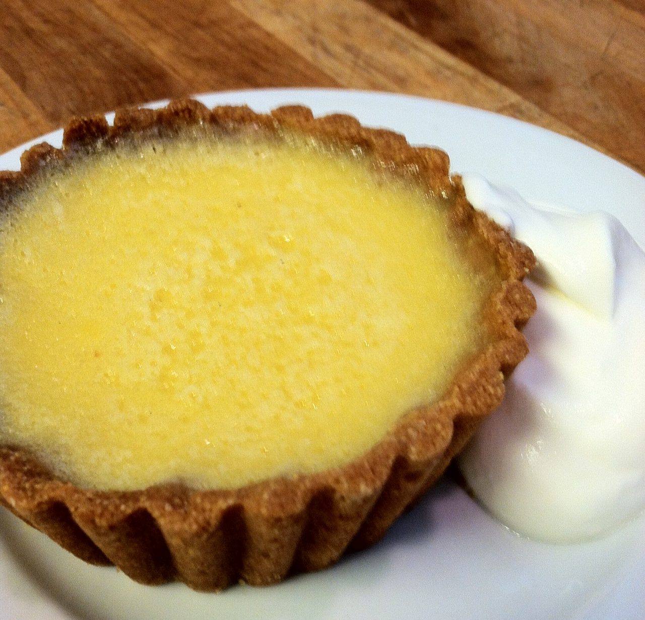Recipe Sweet Corn Custard Pie Kcrw Good Food