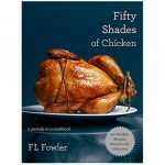 One of at least three food-related Fifty Shades of Grey parodies