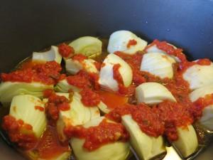 Fennel + Tomato Sauce