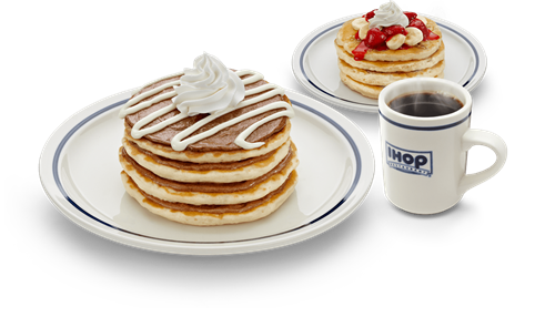 Ihop Pancakes