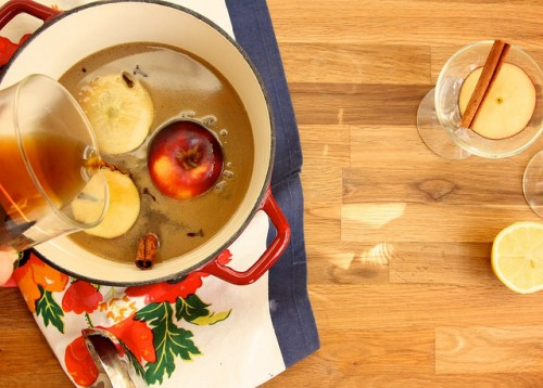 Recipe: Hot Buttered Rum and Cider | KCRW Good Food
