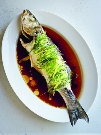 FuchsiaDunlop-steamed fish