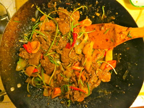 Beef With Cumin Recipe — Dishmaps