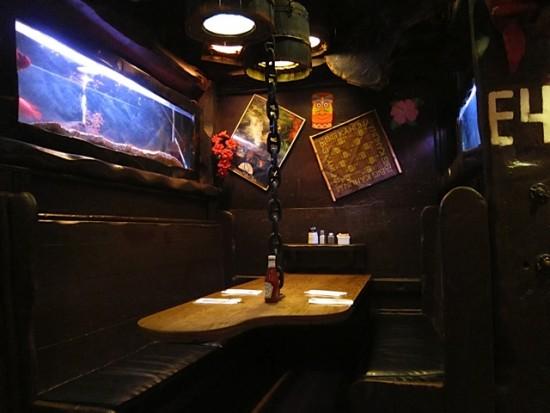 Bahooka booth