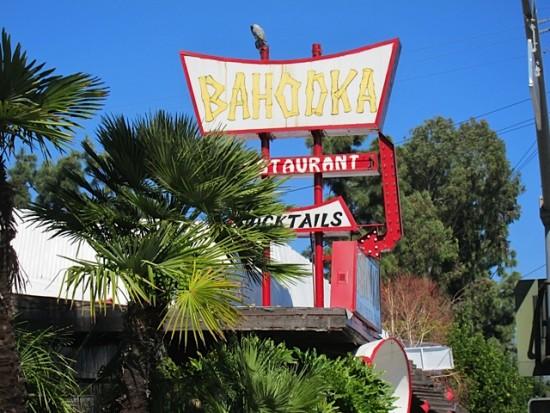 Bahooka exterior