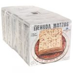 My favorite store-bought brand is Yehuda Matzos.