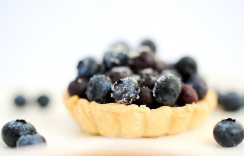 Blueberry Pie - Clemence Gossett