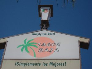 Tacos Baja Ensenada on Whittier Blvd. Photo: Food GPS
