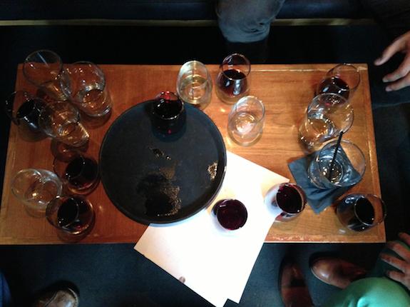 wine tasting banner