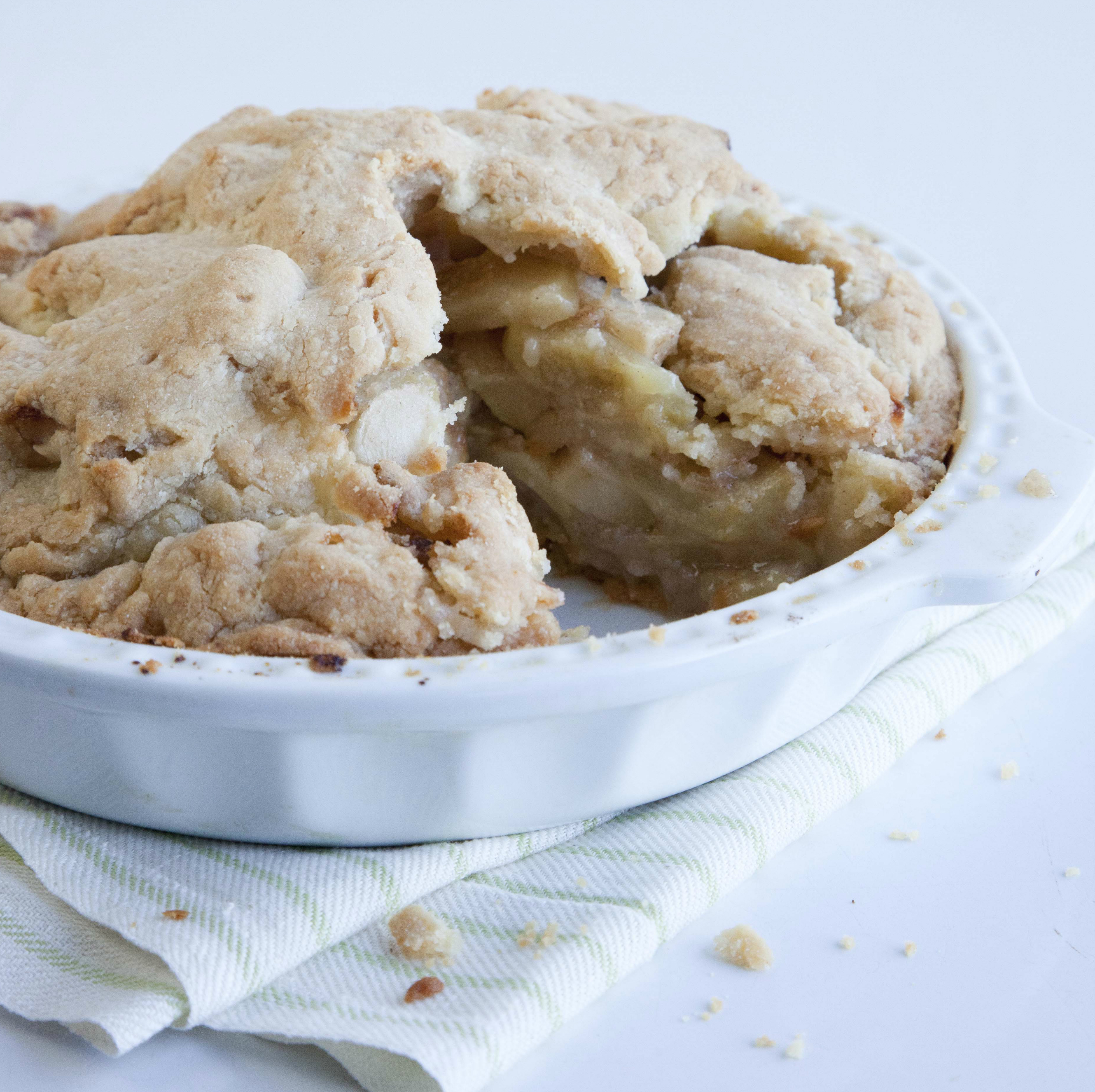 Recipe: Gluten-Free Apple Pie | KCRW Good Food