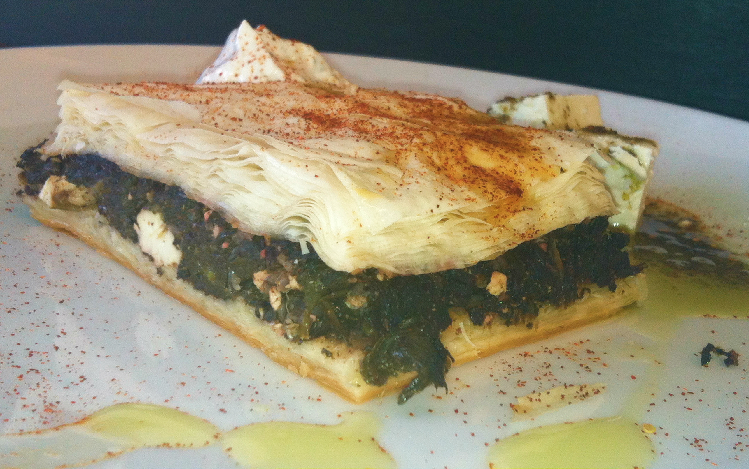 Spinach Pie 5