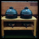 Big Green Eggs: the barbecue to end all barbecues.
