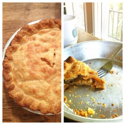 Recipe: Evan's Basic Apple Pie - aka Birthday Pie | KCRW ...